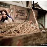 Tobey & Shun in Samcheondong