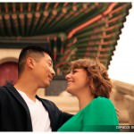 Re-Proposal at Gyeongbokgung Palace | Michelle & David's Engagement Photos