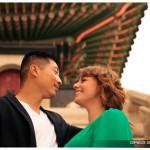 Re-Proposal at Gyeongbokgung Palace | Michelle & David's Engagement Photos