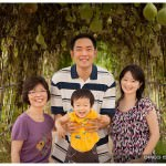 Kau Family Photo & Maternity Session – Haemi-myeon South Korea