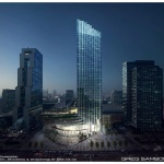 Seoul Architectural Photographer – MIR COEX Visualization