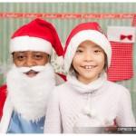 Hanseo Language Center Christmas Photo Booth