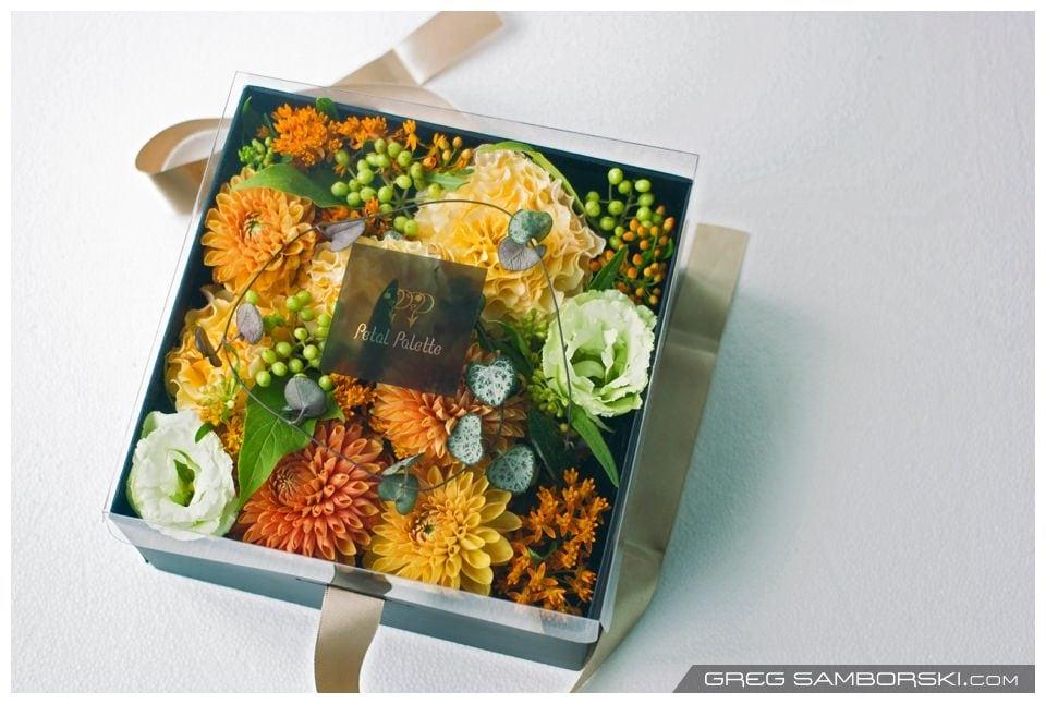 Seoul Flower Classes