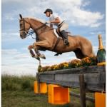 Cross Country Jumping | Calgary Equestrian Lifestyle Photographer