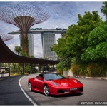 Singapore Commercial Photographer – Ultimate Drive Super Car Photography
