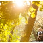 Dominic & Jody | Fall Post-Wedding Photos in Korea