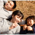 An Afternoon With the Tan Family | Seoul Winter Family Photos