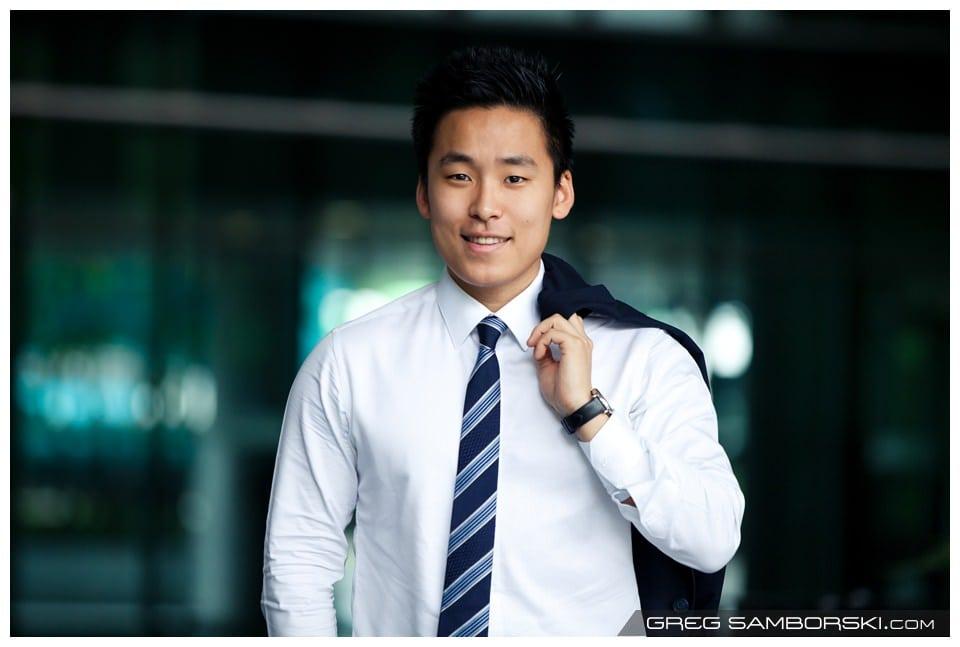Seoul Business Portrait Photographer