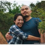 5am On The Mountain | Johnny & Min's Lifestyle Engagement Session