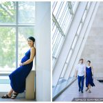 Maternity at the MET | Emily & Matt | New York