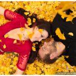Jennifer & Chase | Korea Fall Colors Engagement Session
